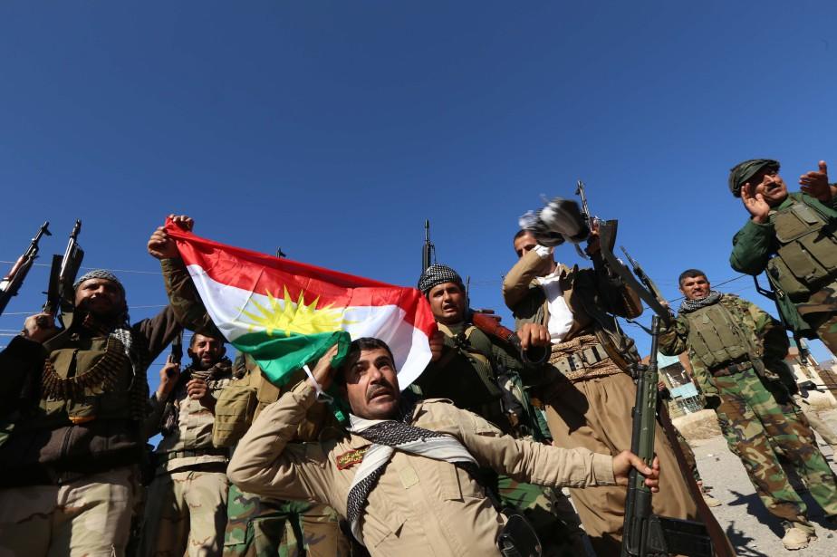 Jusqu'ici alliés de Washington dans la lutte contre... (ARCHIVES AFP)