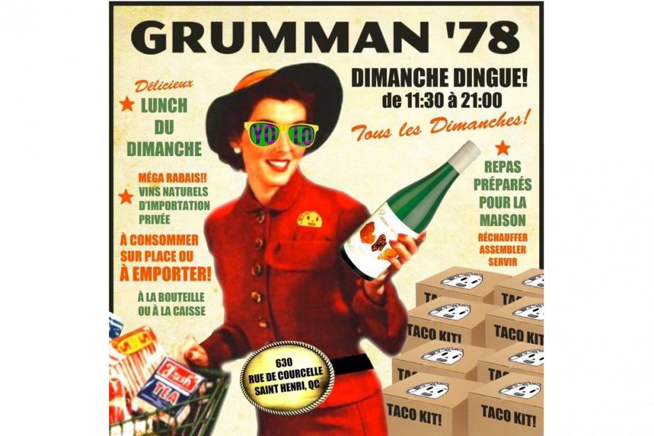 Depuis la fin de 2018, Grumman '78 tient...