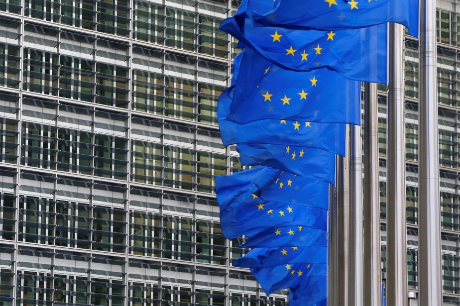 L'Union européenne est une organisation internationale, mais depuis... (Photo Yves Herman, archives REUTERS)