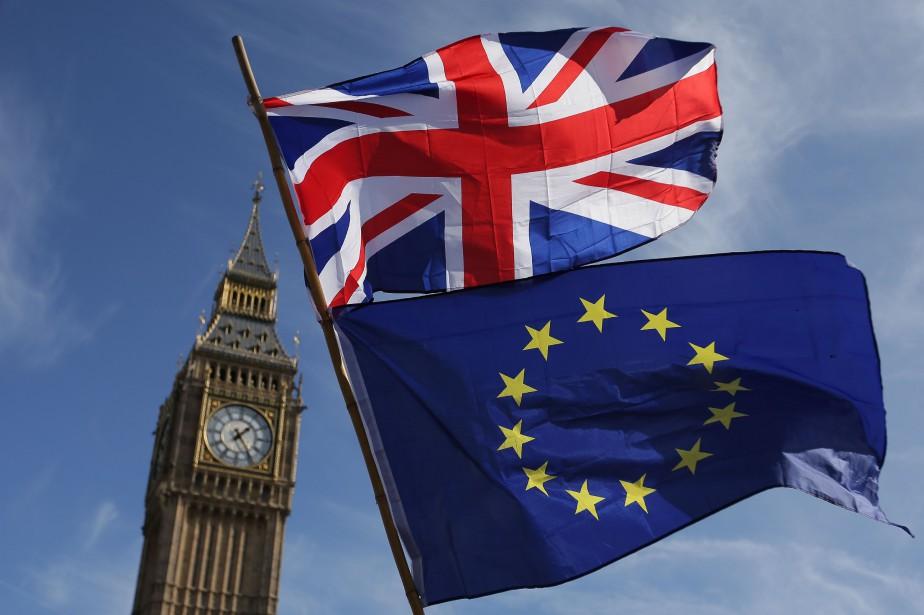 Les députés britanniques voteront le... (Photo DANIEL LEAL-OLIVAS, archives AFP)