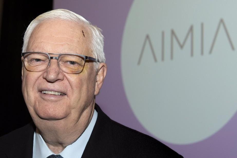 Le président du conseil d'Aimia Robert Brown.... (Photo PaulChiasson, La Presse canadienne)