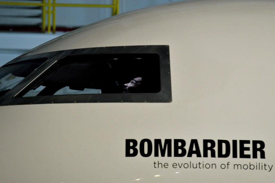 Bombardier avance que certains de ses employés, dont... (Photo Nathan Denette, La Presse canadienne)