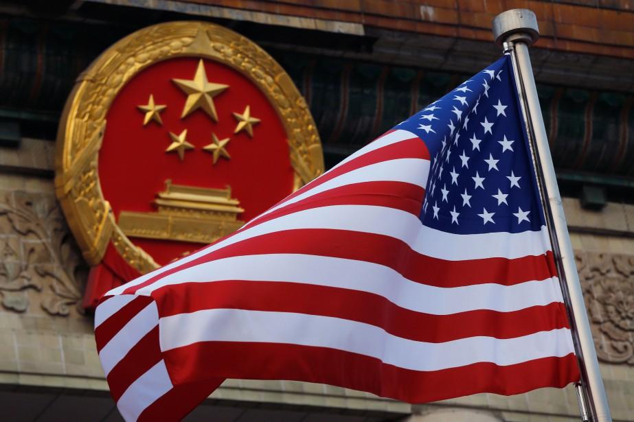 Le conflit commercial entre les États-Unis et la... (Photo Andy Wong, archives AP)
