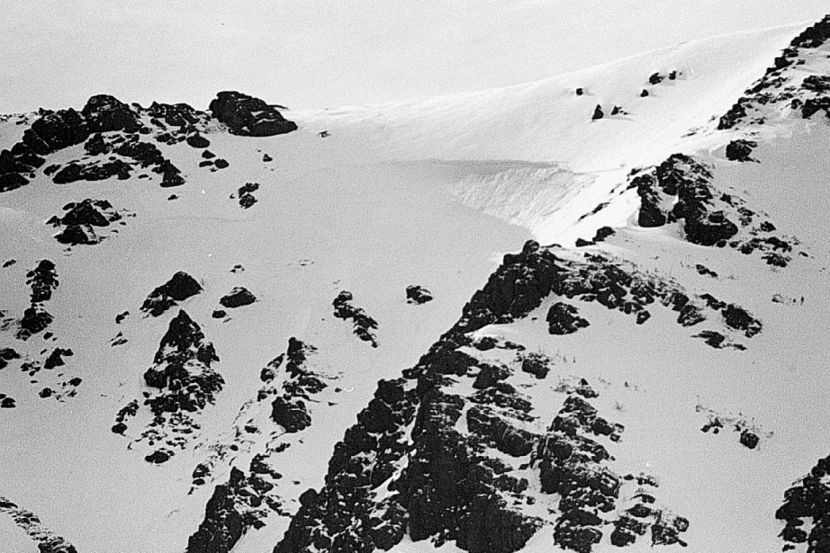 Six skieurs ont été blessés, dont un plus gravement,... (COLLABORATION SPÉCIALE)