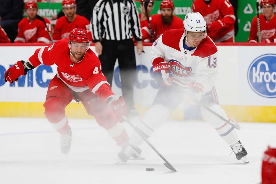 Relisez la couverture du match opposant le Canadien aux Red... (PHOTO REUTERS)
