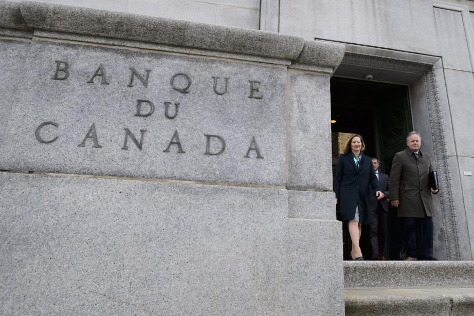 La banque a indiqué que le moment choisi... (Photo Sean Kilpatrick, La Presse canadienne)