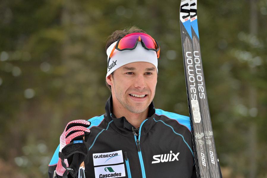 Alex Harvey ˆa abandonné le Tour de ski... (Photo Patrice Laroche, archives Le Soleil)