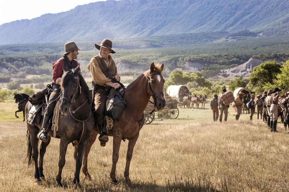 Joaquin Phoenix et John C. Reilly dans The... (Photo Magali Bragard, fournie par Annapurna Pictures)