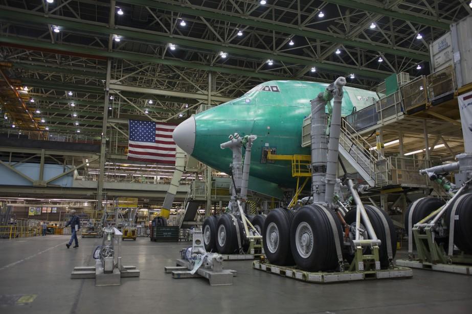 Airbus a atteint ses objectifs de livraisons, mais... (Photo David Ryder, Bloomberg)