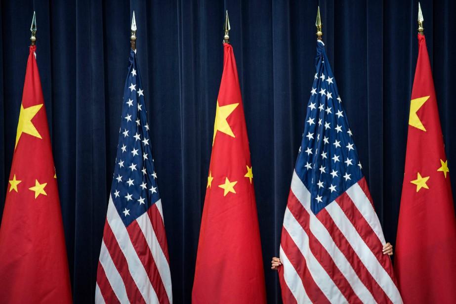 «Les deux parties ont convenu de rester en... (Photo BRENDAN SMIALOWSKI, archives AFP)