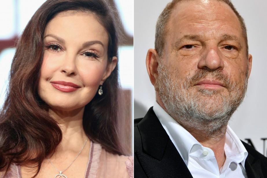 Ashley Judd affirme qu'après avoir rejeté les avances... (Photo FREDERICK M. BROWN YANN COATSALIOU, archives AFP)