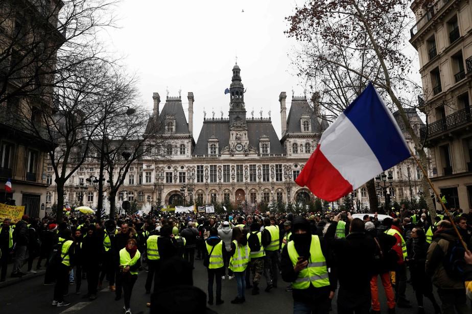 Après une baisse de la mobilisation pendant les... (Photo SAMEER AL-DOUMY, archives AFP)