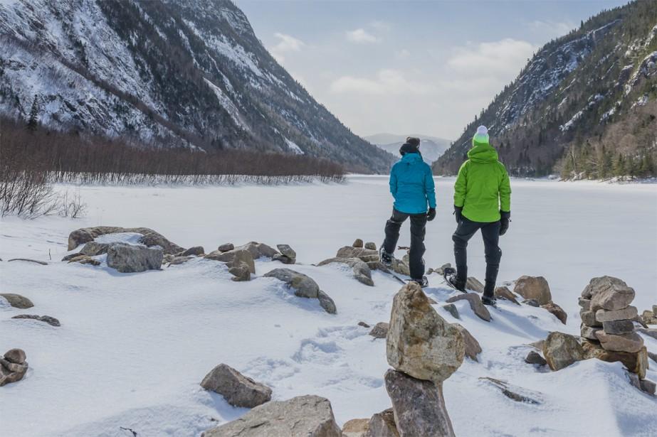 En 2019, le parc national des Hautes-Gorges-de-la-Rivière-Malbaie ouvre... (PHOTO STEVE DESCHÊNES, FOURNIE PAR LA SÉPAQ)