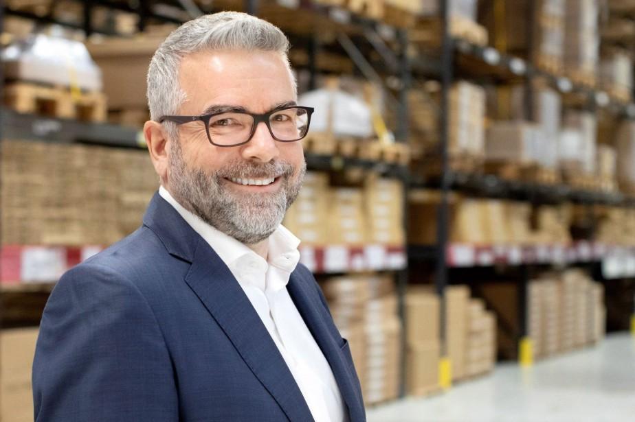 MichaelWard a commencé à travailler pour IKEA au... (THE CANADIAN PRESS)