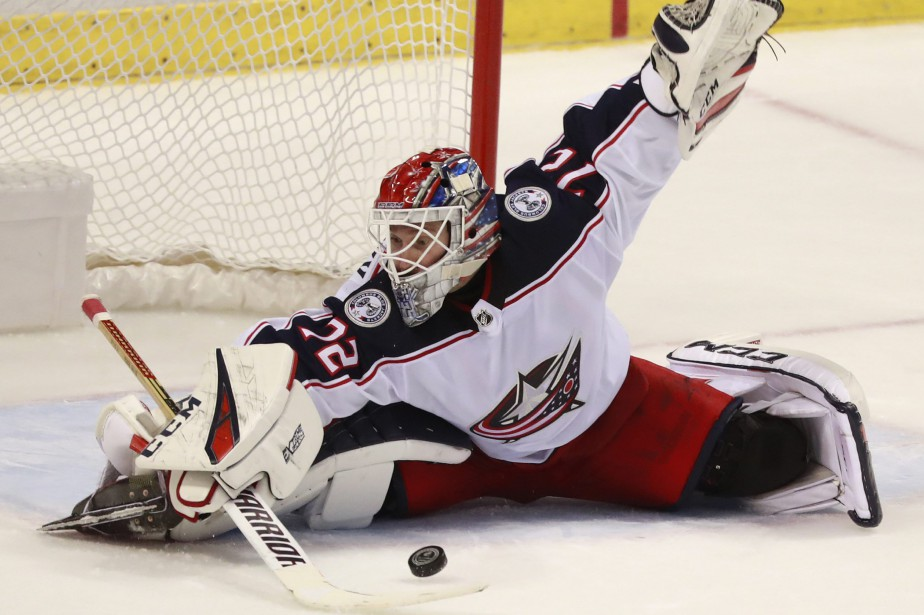 Sergei Bobrovsky... (Photo Wilfredo Lee, Associated Press)