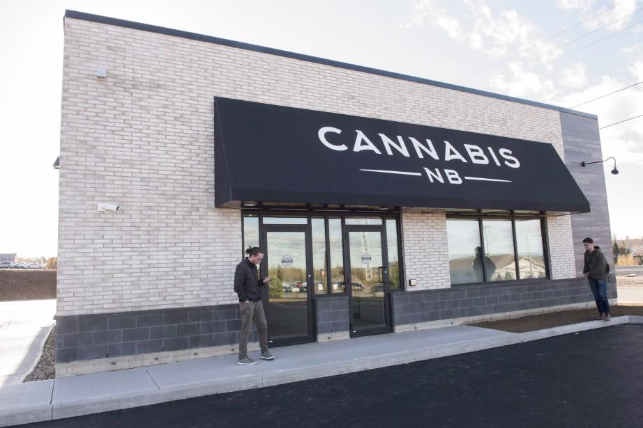 Cannabis NB a déclaré jeudi que la plupart... (Photo Stephen MacGillivray, La Presse canadienne)