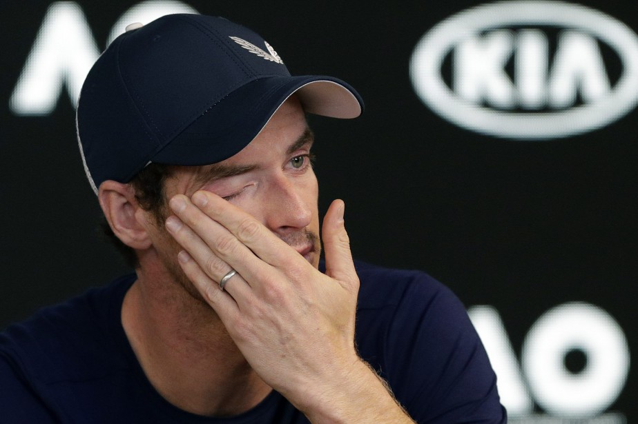 Andy Murray... (Photo Mark Baker, AP)