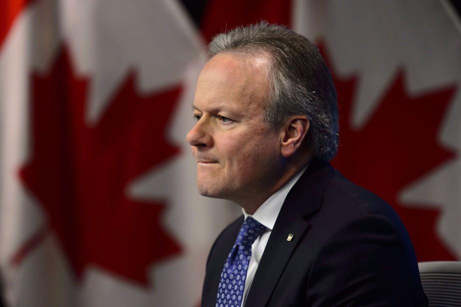Stephen Poloz a indiqué qu'il entendait les difficultés... (Photo Sean Kilpatrick, La Presse canadienne)