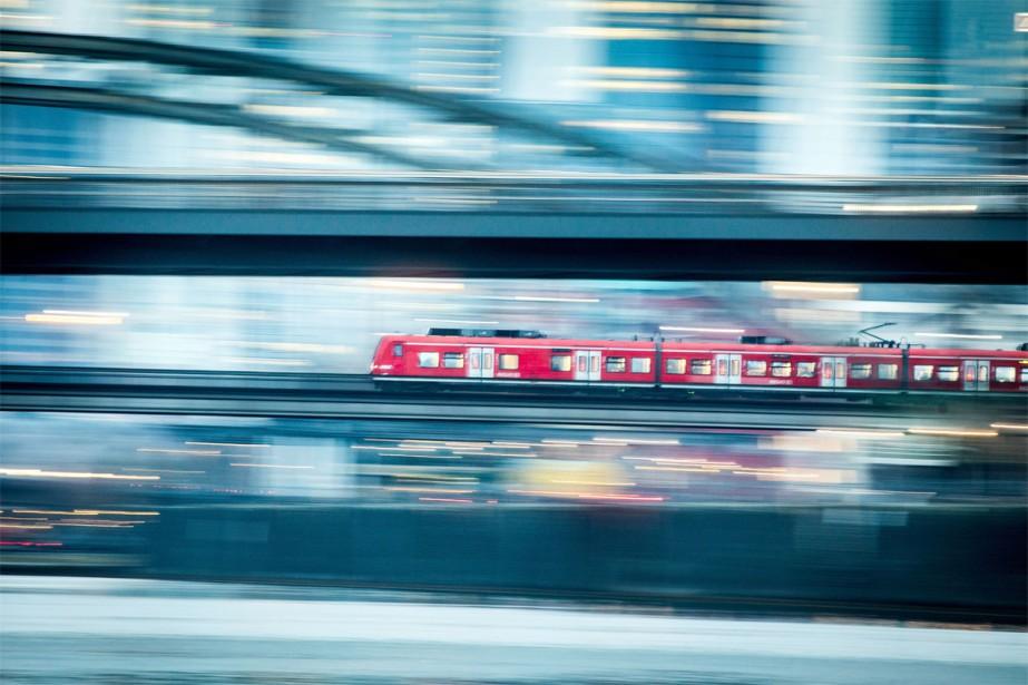 Le laissez-passer de train Eurail donnera accès aux... (Photo Frank Rumpenhorst, archives Associated Press)