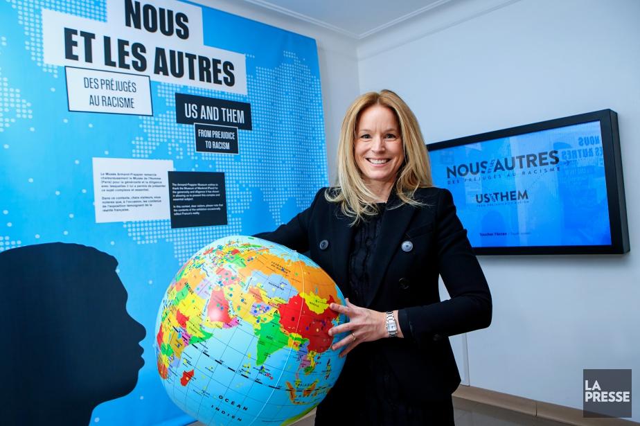Guylaine Archambault a commencé comme animatrice au musée... (Photo Alain Roberge, archives La Presse)