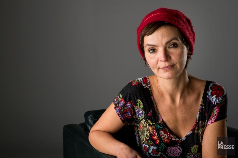 L'auteure Anaïs Barbeau-Lavalette... (Photo Marco Campanozzi, archives Marco Campanozzi)