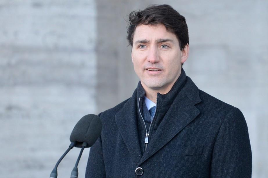 Justin Trudeau suivra les traces de deux anciens... (Photo La Presse Canadienne)