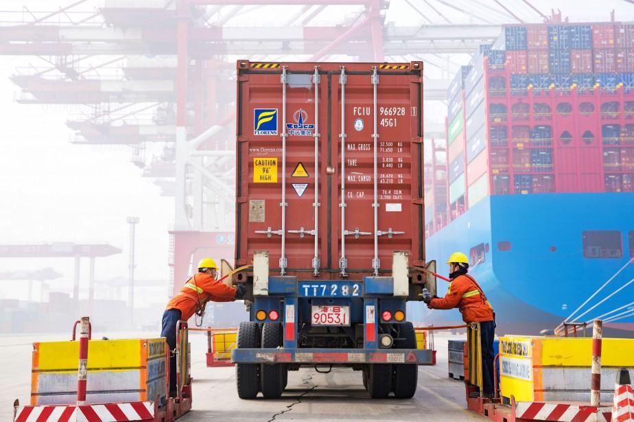 La Chine promet de longue date de faire... (Photo STR, AFP)