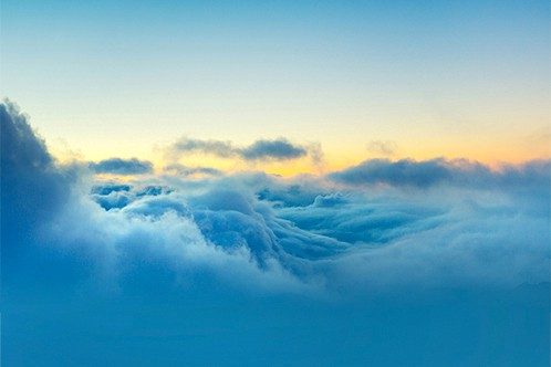 Les turbulences sont provoquées par des changements dans... (Photo getty images)