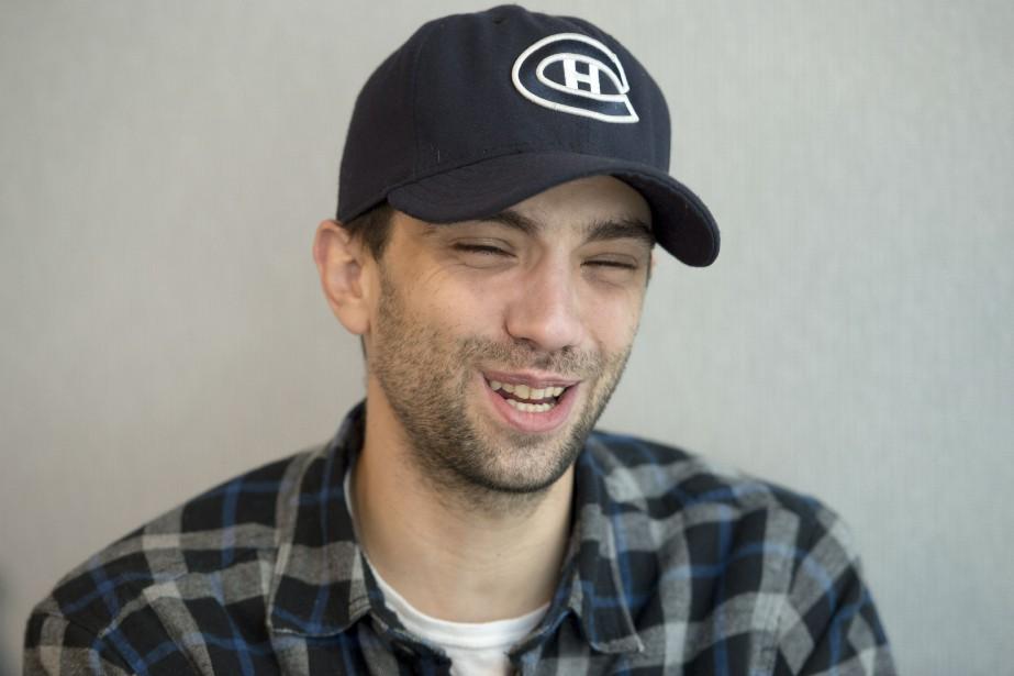 Le comédien Jay Baruchel sera honoré par l'ACTRA,... (Photo Frank Gunn, archives La Presse Canadienne)