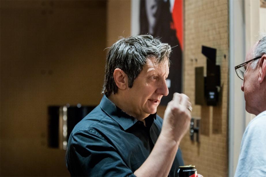 Robert Lepage a monté trois fois Coriolan durant... (Photo Marco Campanozzi, La Presse)