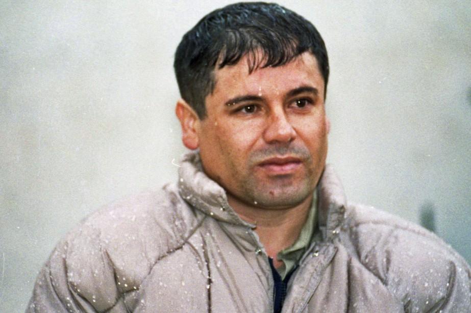 Joaquin Guzman Loera, alias «El Chapo»... (Photo Damian Dovarganes, archives AP)