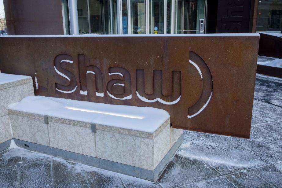 Shaw Communications, société établie à Calgary, a engrangé... (Photo Jeff McIntosh, La Presse canadienne)