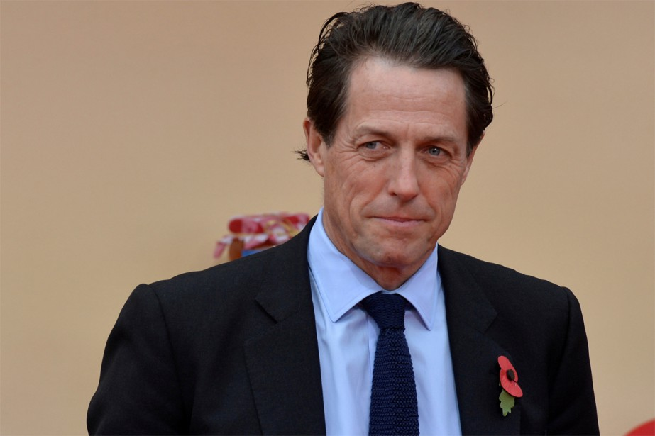 Hugh Grant... (Photo Mary Turner, archives Reuters)
