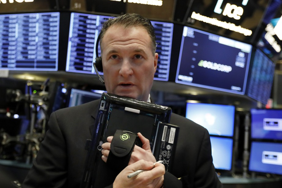 Wall Street a avancé mardi, rassurée par des mesures... (Photo Richard Drew, AP)