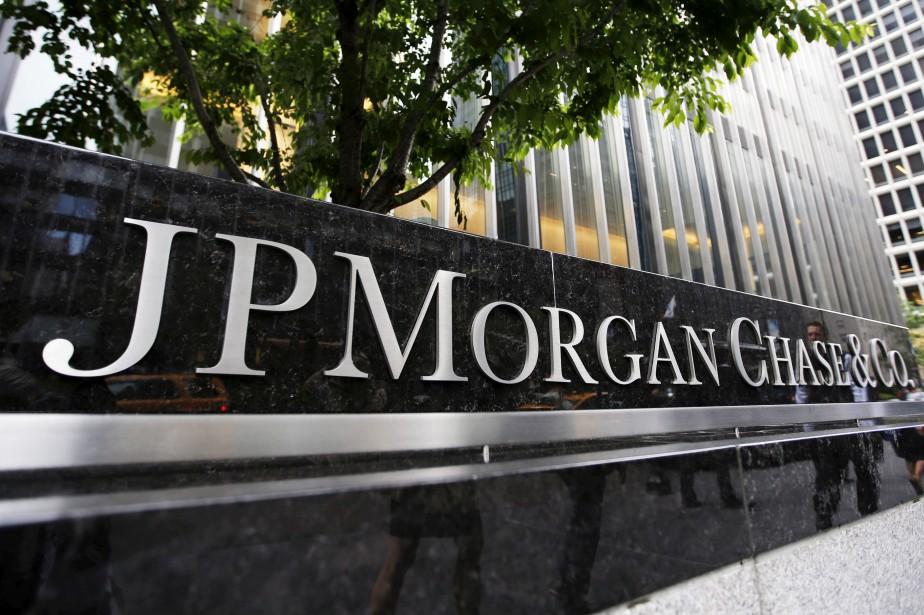 JP Morgan Chase a toutefois déçu les marchés... (Photo Mike Segar, REUTERS)
