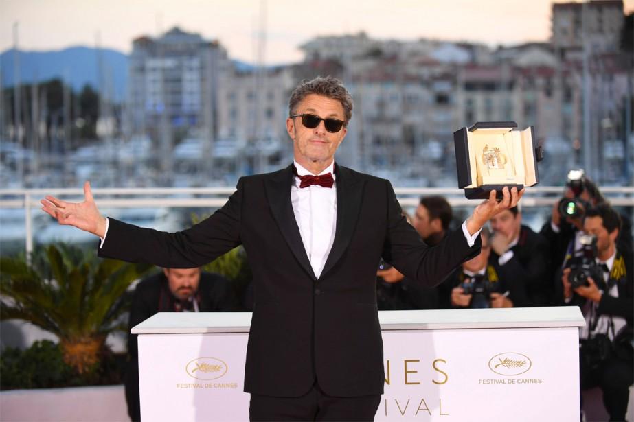 À Cannes, en mai 2018, Pawel Pawlikowski a... (Photo Arthur Mola, Associated Press)