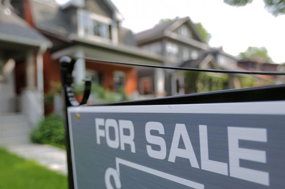 Le nombre de ventes d'habitations... (Photo Chris Helgren, archives REUTERS)