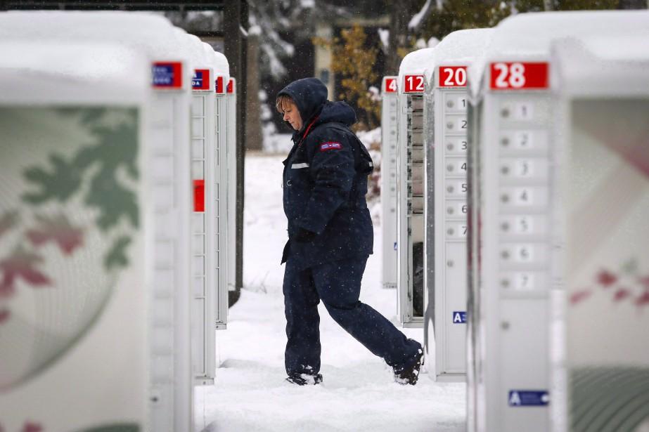 En novembre dernier, le gouvernement libéral fédéral a... (Photo Jeff McIntosh, archives La Presse canadienne)