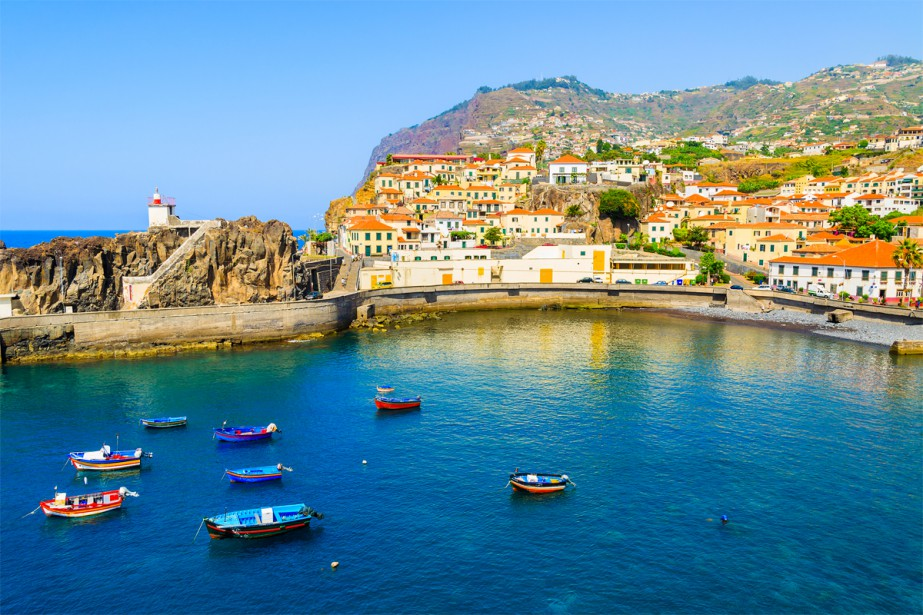 L'île de Madère... (photo Getty images)