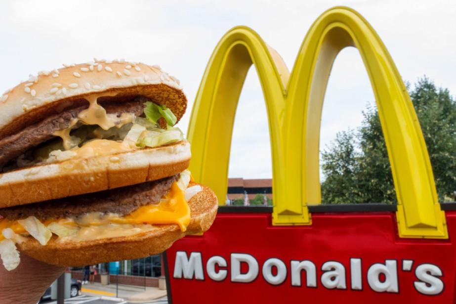 Dans son jugement, l'EUIPO avance que McDonald's n'a... (Photo PAUL J. RICHARDS, archives Agence France-Presse)