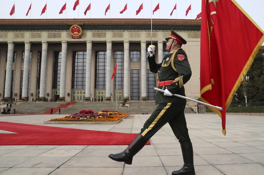 Taïwan et la Chine continentale sont gouvernés par... (PHOTO AP)