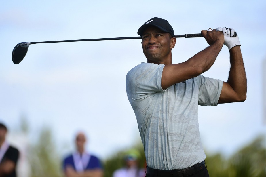 Tiger Woods... (Photo Dante Carrer, archives Associated Press)