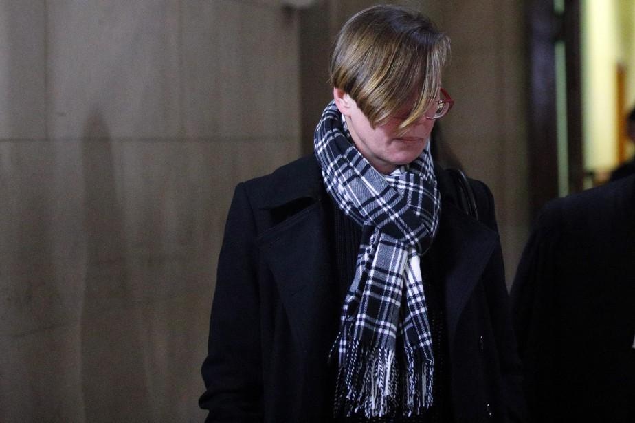 Emily Spanton... (Photo Francois Mori, Associated Press)