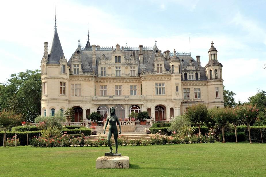 Le château Clément-Pichon a annoncé mercredi «accélérer» sa... (Photo PIERRE ANDRIEU, archives AFP)