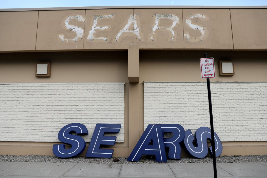 Sears, qui exploite également la bannière Kmart, a... (Photo Mike Segar, Reuters)