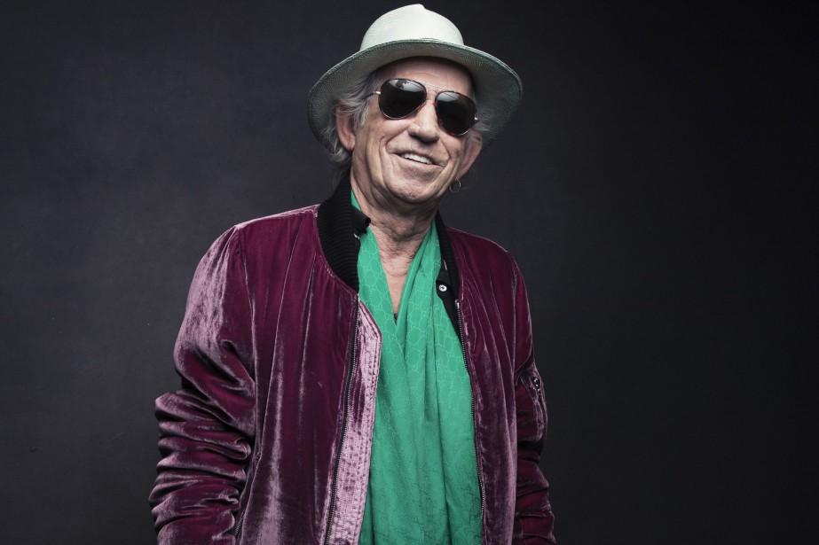 Keith Richards célèbre le 30e anniversaire de son... (Photo Victoria Will, archives AP)