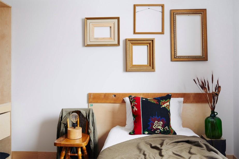ALEX - maison live.learn est un logement fait... (PHOTO SYLVIE LI, FOURNIE PAR LE STUDIO MARK + VIVI)