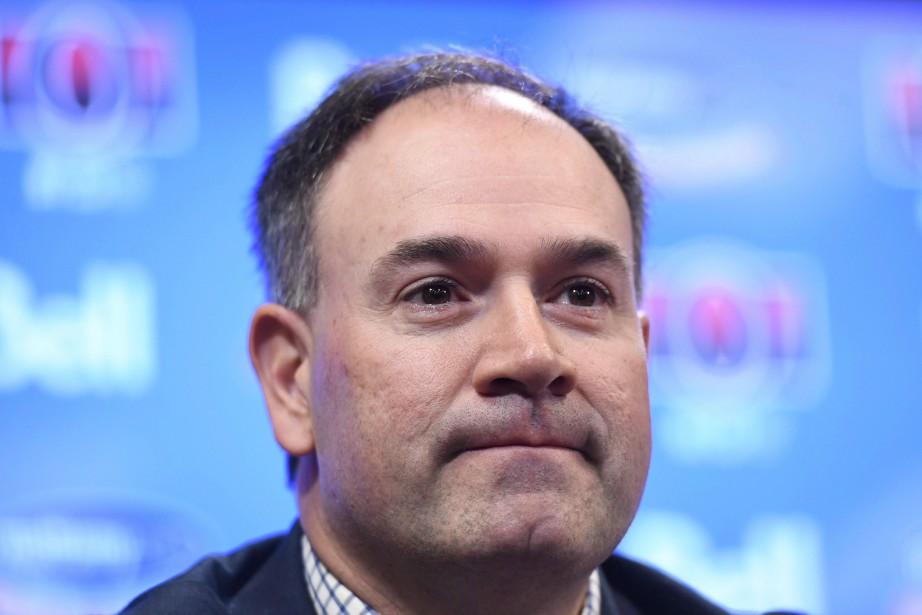 Le directeur général des Sénateurs d'Ottawa, Pierre Dorion,... (Photo Justin Tang, archives La Presse canadienne)