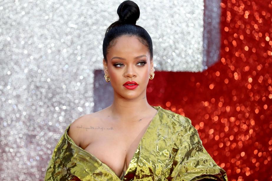 Rihanna se prépare à lancer sa propre marque... (Photo Simon Dawson, archives REUTERS)
