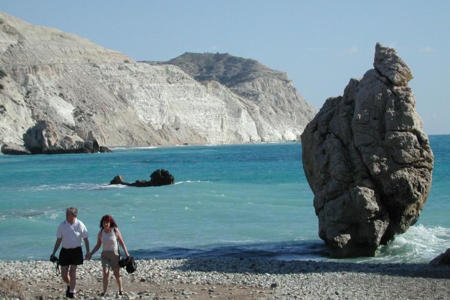 Chypre a battu un nouveau record d'affluence touristique... (PHOTO MARIO FONTAINE, archives La Presse)